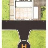 A7 009 - HELIPORT SLATINA - SITUACE