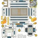 E1 009 - TECHNICKÝ BLOK A VĚŽ LETIŠTĚ SLATINA