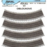 E3 003 - KOLEJ TT OBLOUKOVÁ