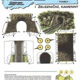 E6 001 - TUNEL ŽELEZNIČNÍ KAMENNÝ