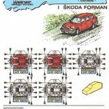 H1 001 - ŠKODA FORMAN