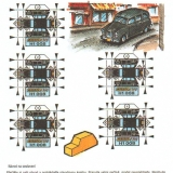 H1 008 - AUSTIN FX 4 TAXI