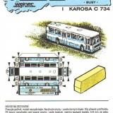 H3 001 - KAROSA C 734