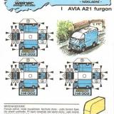 H4 002 - AVIA A21 FURGON