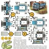 H4 004 - LIAZ 151-261 SKLÁPĚČ
