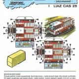 H5 001 - LIAZ CAS 25