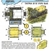 H7 002 - TATRA 815 VVN 6x6