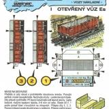 J5 002 - OTEVŘENÝ VŮZ ES