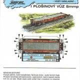 J5 003 - PLOŠINOVÝ VŮZ SMMP