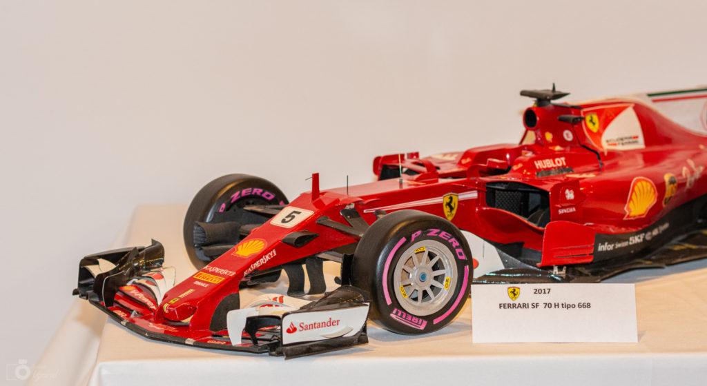 Ferrari SF 70 H tipo 668